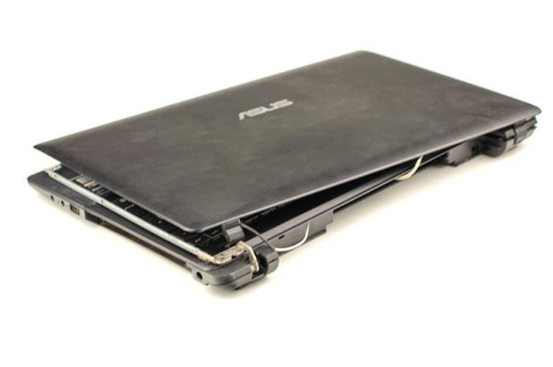 Ремонт петель и корпуса ноутбуку